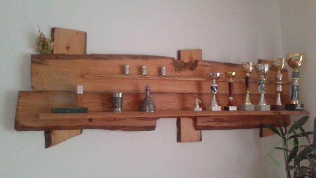 übereinander Regal Aus Holz Mit Modernem Design Pictures ...